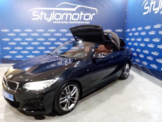 BMW - 218D 2. 0 CABRIO - foto 4