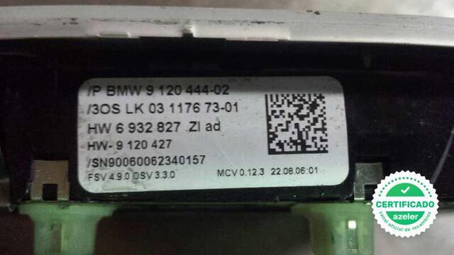 LUZ INTERIOR BMW SERIE 1 BERLINA E81E87 - foto 2