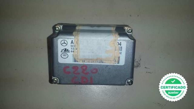 MODULO ELECTRONICO MERCEDES CLASE C W203 - foto 3