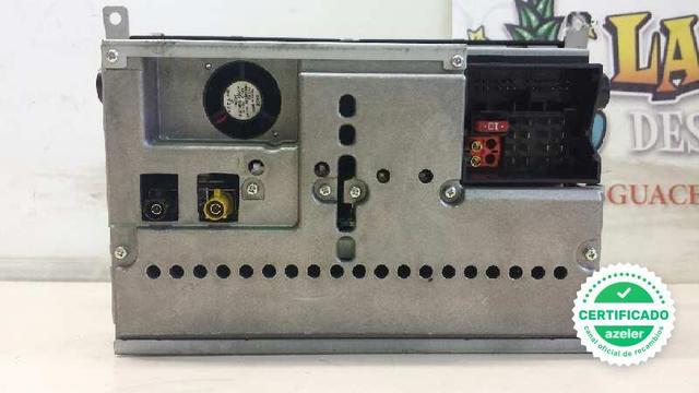 SISTEMA AUDIO RADIO CD MERCEDES CLASE C - foto 2
