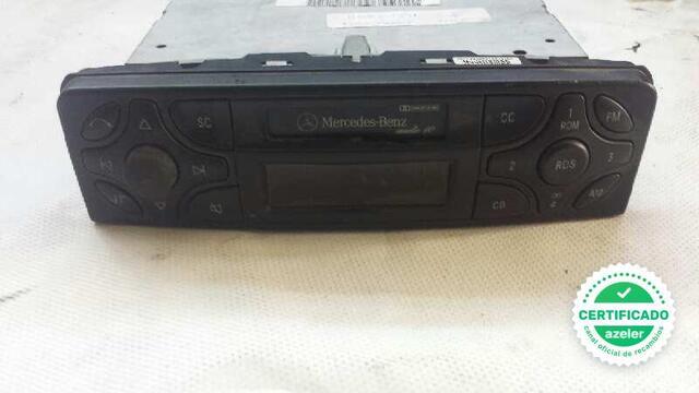 SISTEMA AUDIO RADIO CD MERCEDES CLASE C - foto 5