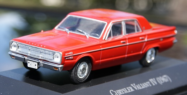 Chrysler Valiant Iv 1967 Escala 1:43 De