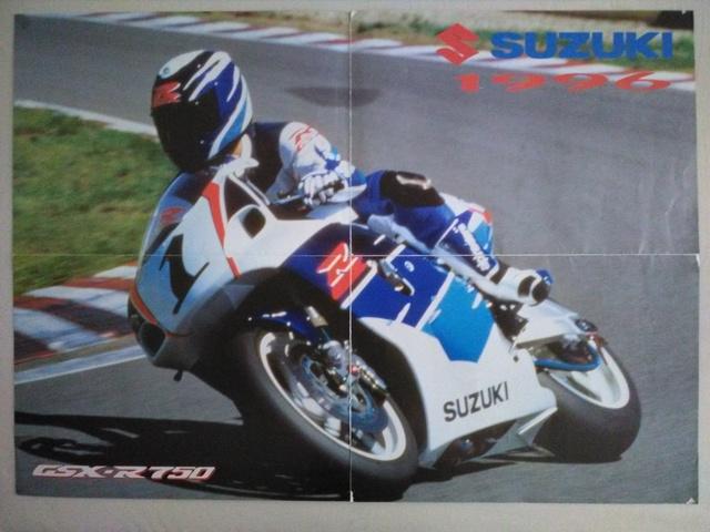 Poster Moto