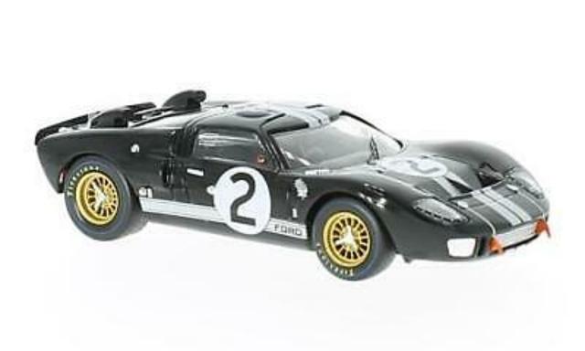 Ixo Ford Gt 40 Le Mans