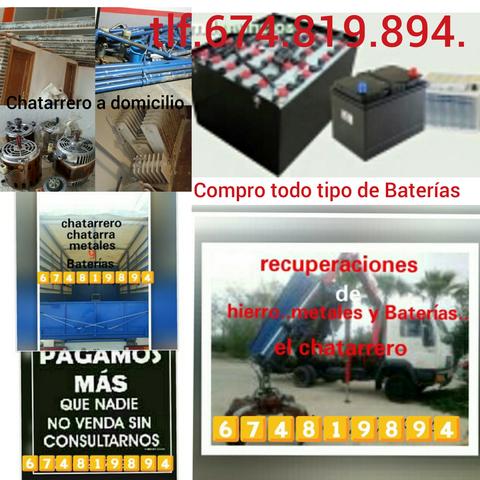 RECUPERACIONES Y RECICLAJES CHATARRERO - foto 1