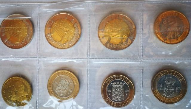Monedas Y Medallas Holanda. Coleccion Ru
