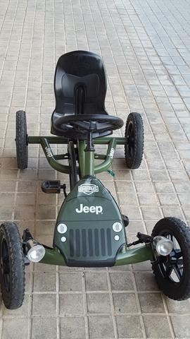 Car Jeep Berg