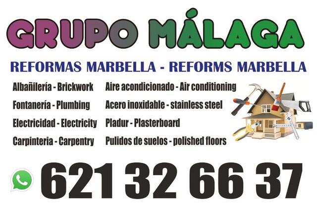REFORMAS MARBELLA - foto 1