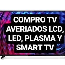 COMPRO TELEVISORES LED AVERIADOS - foto 1
