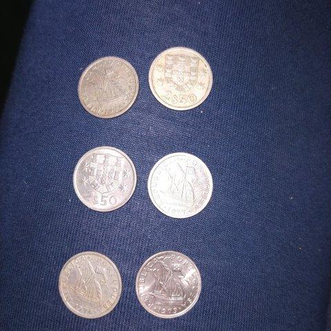 Monedas Portuguesa