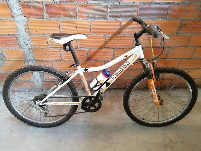 Bicicleta De 24 Pulgadas.
