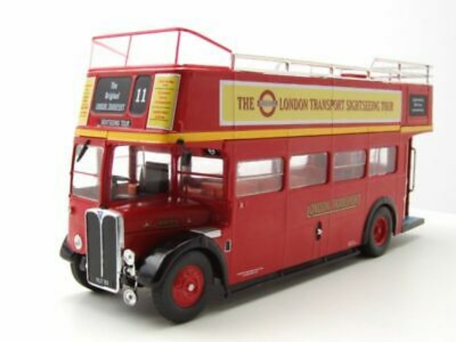 Ixo Bus Londres 1/43