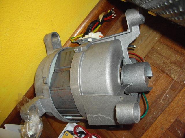 Motor Elect.  Lavadora
