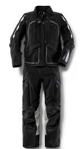 Conjunto Moto Bmw  Enduroguard Negro