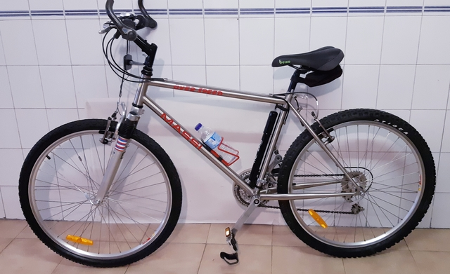 Bicicleta Aluminio De Montaña