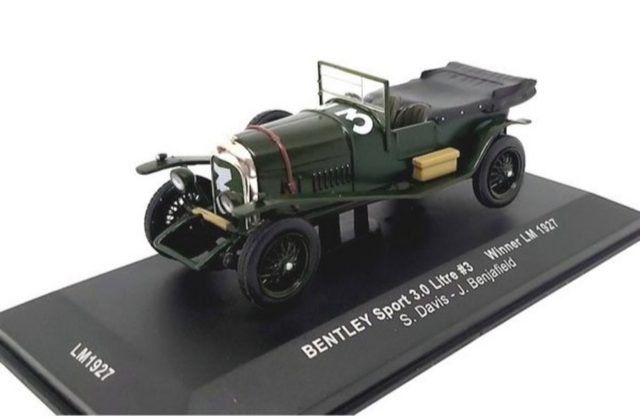 Ixo Bentley 1:43