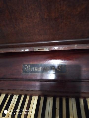 VENDO PIANO ANTIGUO - foto 2