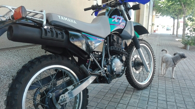 YAMAHA - XT 350 - foto 1
