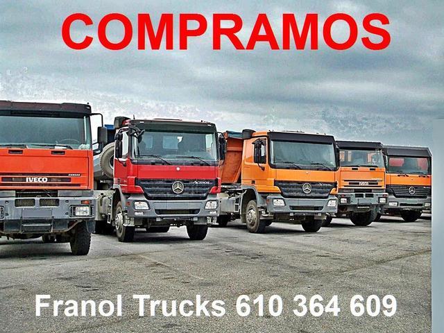 ( COMPRAMOS CAMIONES TODO TIPO ) - foto 4