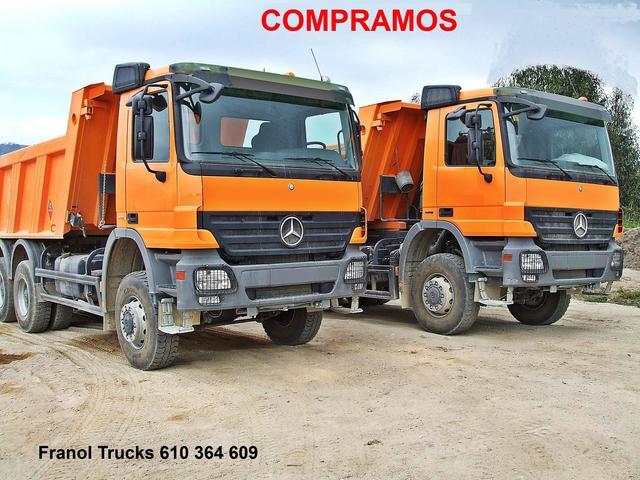( COMPRAMOS CAMIONES TODO TIPO ) - foto 6
