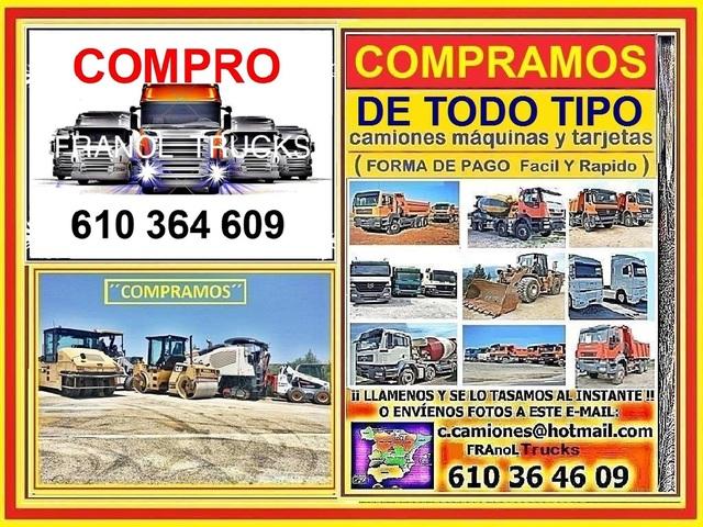 ´´ CAMIONES COMPRAMOS DE TODO TIPO ´´ - foto 9