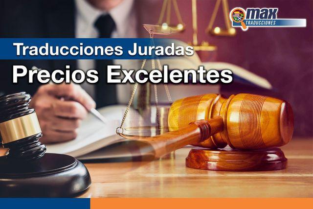TRADUCCIONES JURADAS PRECIOS EXCELENTES - foto 1