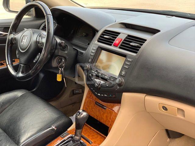 HONDA - ACCORD 2. 4 EXECUTIVE PIEL NAV AUTO - foto 9
