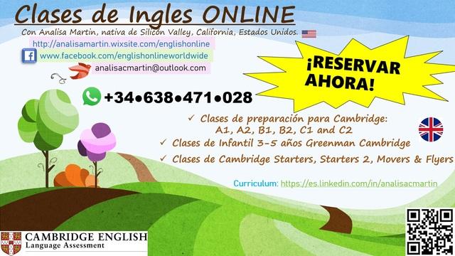 INGLÉS ONLINE - foto 1