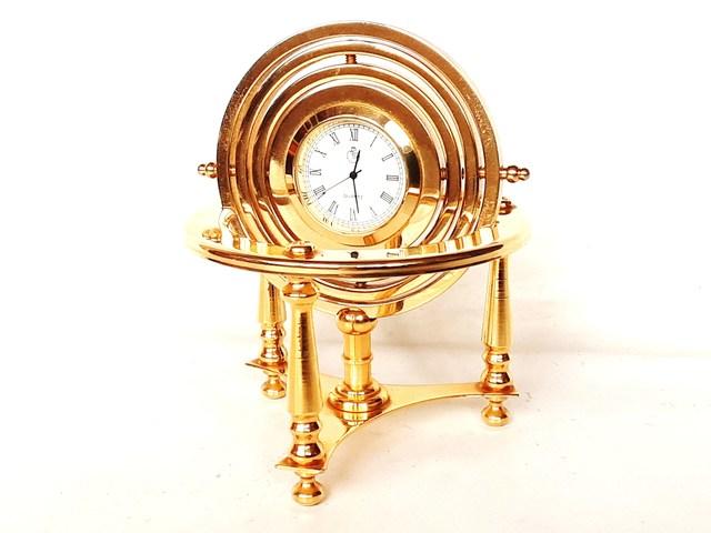 Reloj De Sobremesa Planetario Años 70 80