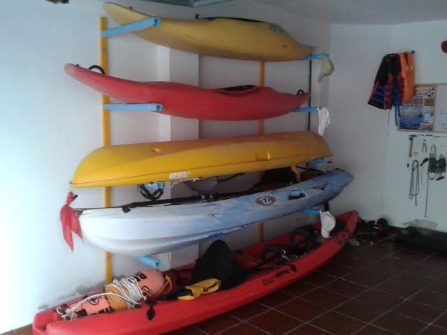 PLAZA PARA KAYAK O TABLAS DE PADEL SURF - foto 1