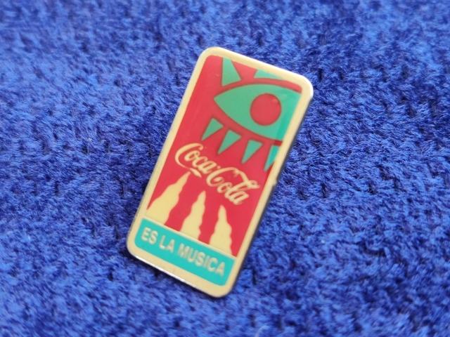 Pin Coca-Cola