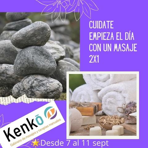 KENKÔ GABINETE MASAJE-TERAPIAS MANUALES - foto 6