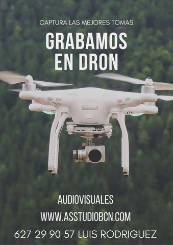 DRON GRABACIONES - foto 1