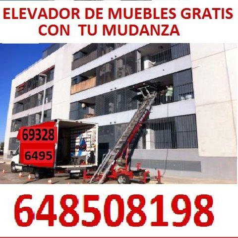 ELEVADOR DE MUDANZAS ECONOMICAS - foto 2