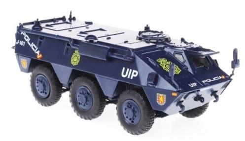 Pegaso Bmr 4X4 Policia Nacional 2017 Esc