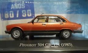 Salvat Inolvidables 80/90: Peugeot 504