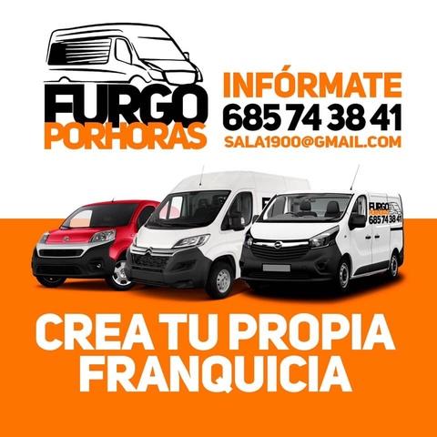 FRANQUICIA ALQUILER DE FURGONETAS - foto 1
