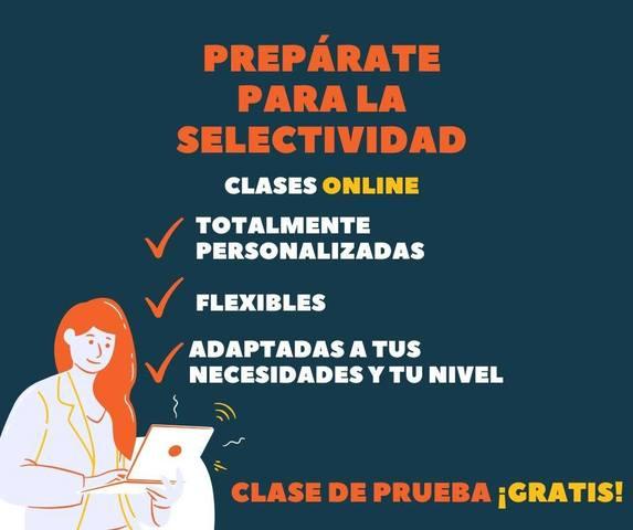 SELECTIVIDAD:  CLASES DE IDIOMAS ONLINE - foto 1