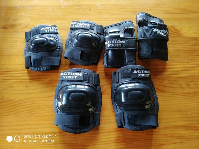 SE VENDEN PROTECCIONES NUEVAS - foto 1