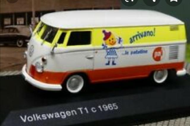 Volkswagen T-1 1965.