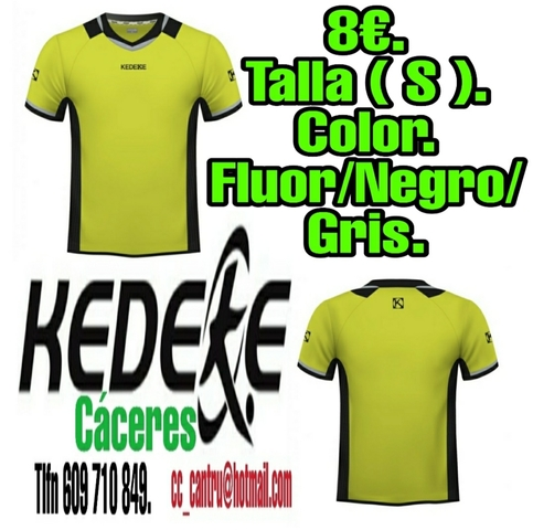 Camiseta Fútbol O Deportiva.