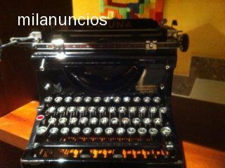 Maquina Mecanográfica D Escribir Fortuna