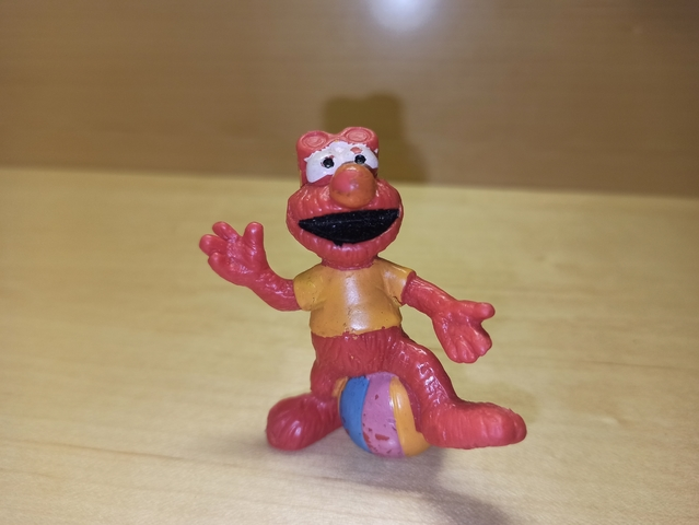 Elmo Figura Pvc