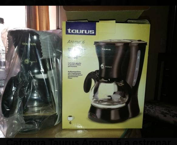 MIL ANUNCIOS.COM Cafetera taurus. Electrodomésticos