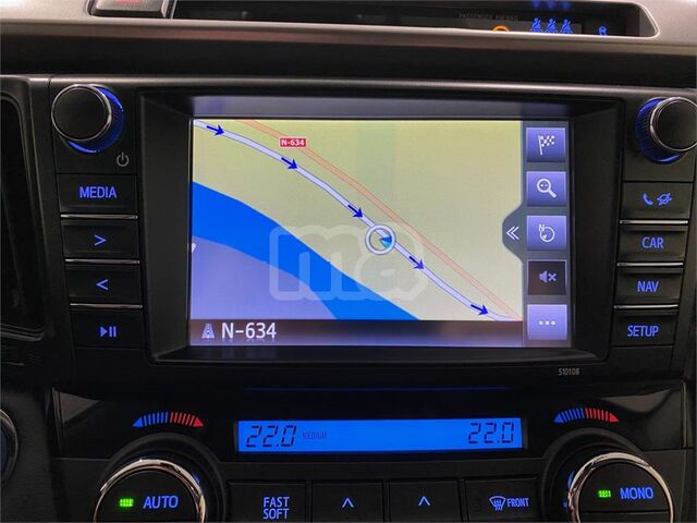 TOYOTA - RAV4 2. 5L HYBRID 2WD ADVANCE - foto 8