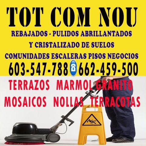 PULIDOS DE SUELOS SAGUNTO - foto 1