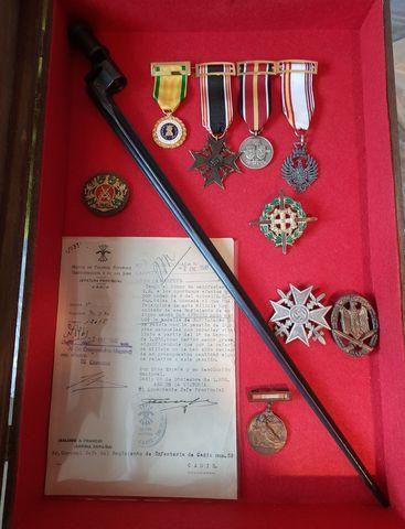 Medallas División Azul