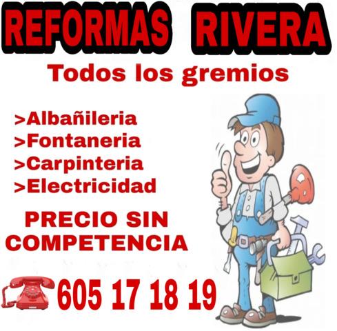REFORMAS TODOS LOS GREMIOS - foto 1