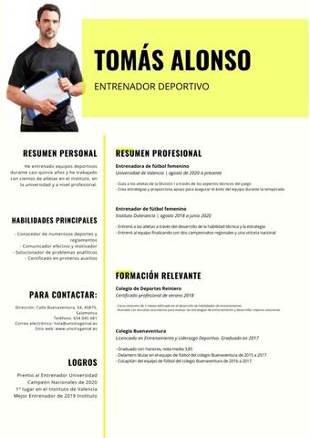 CV PROFESIONAL - foto 4