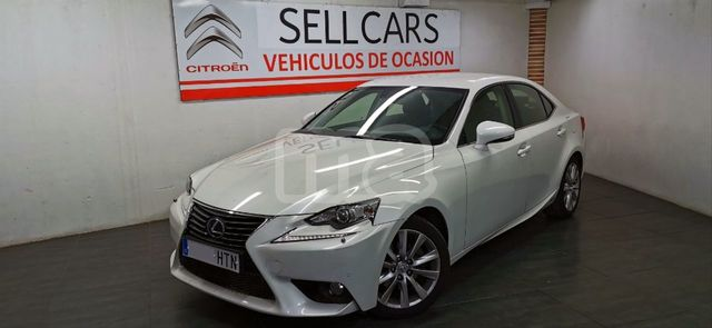 LEXUS - IS 300H HYBRID - foto 1